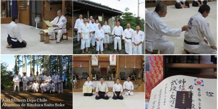 Representante Aikido Iwama Ryu