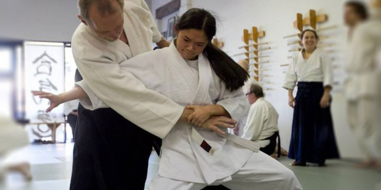 Aikido Beginners Program in