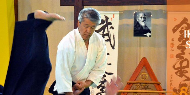 Ikeda Sensei