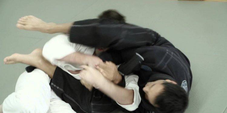 Aikido vs. Jiu Jitsu Sparring