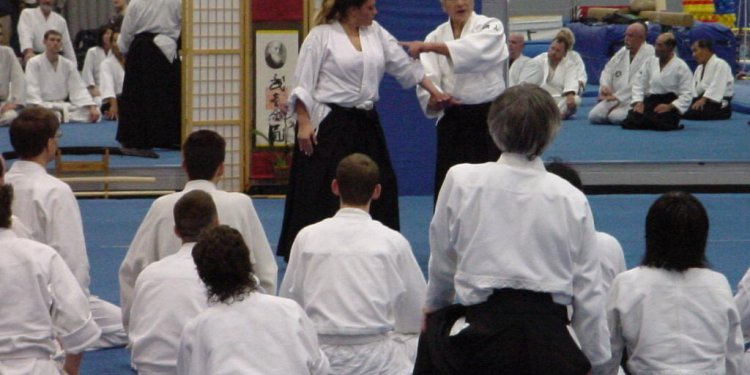 Aikido, Washington State