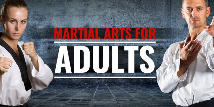 Martial Arts Programs!