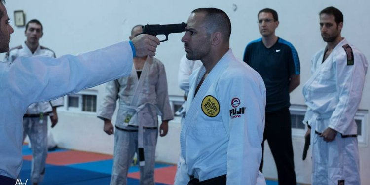Israeli Gracie Jiu-Jitsu Black