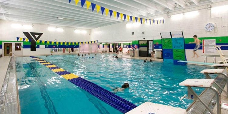 Make a splash in our indoor