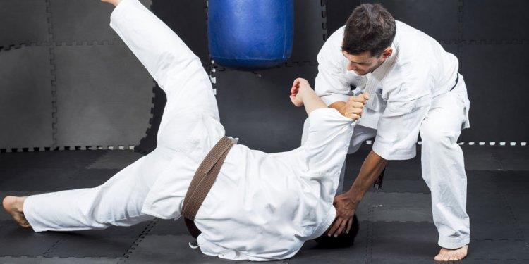 Brazilian jiu-jitsu, also