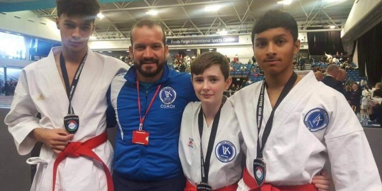 British International Karate