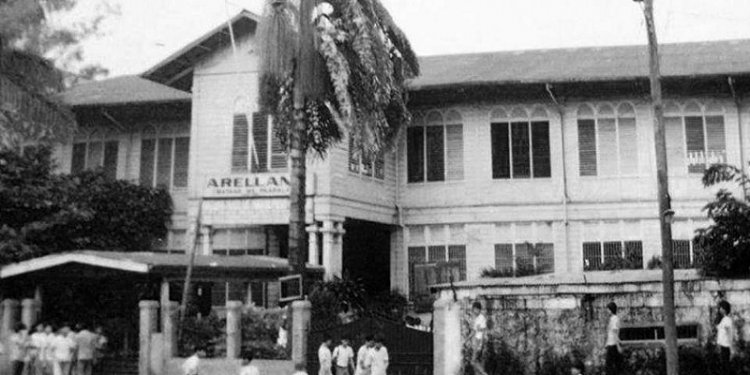 Cayetano Arellano High School Formerly: Manila North High School located at T. Alonzo St., Barangay 314...