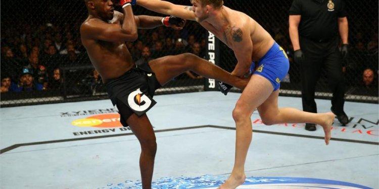 UFC mma martial arts battle