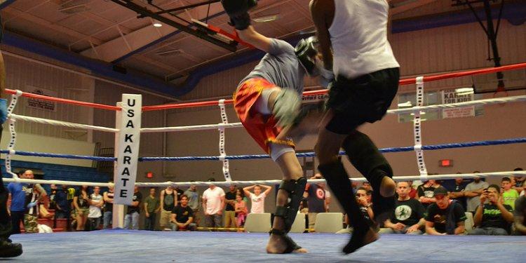 Aggressive Combat Championship Event 8