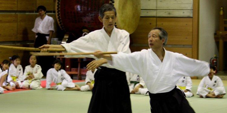 Takeda Shihan with Satoshi