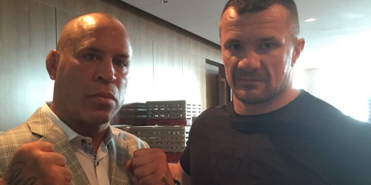 Wanderlei Silva allegedly out