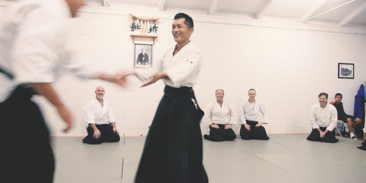Sato Sensei – Kosa Dori Irimi