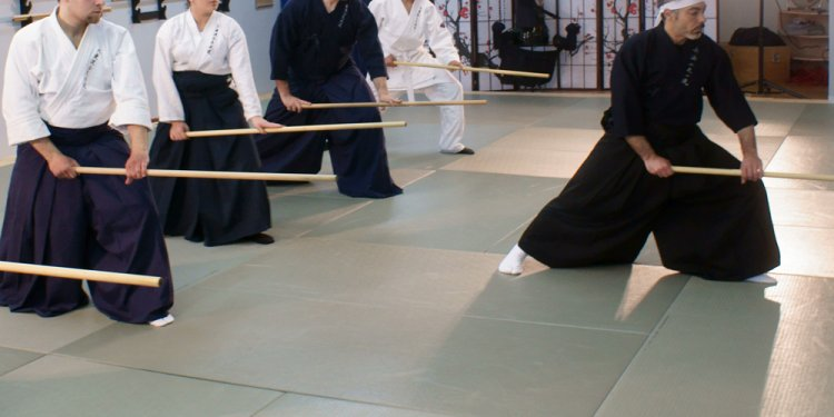 Classes Centre Samourai