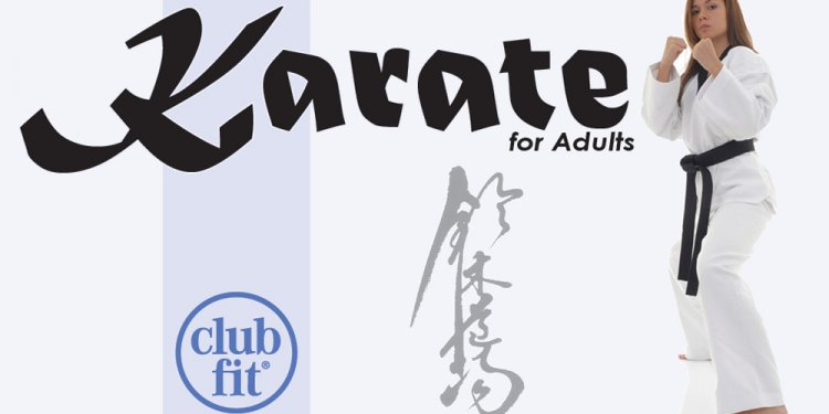 Adult Karate | Club Fit
