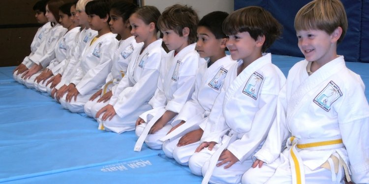 Scottsdale Martial Arts, Kids