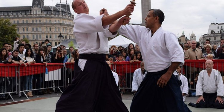 London Aikikai @ Japan Matsuri
