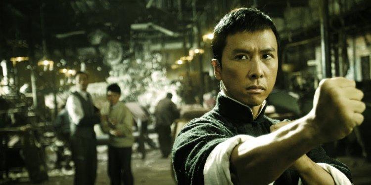 Martial artist: Gara-Gara Ip