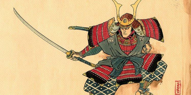 Martial Arts History: Samurai