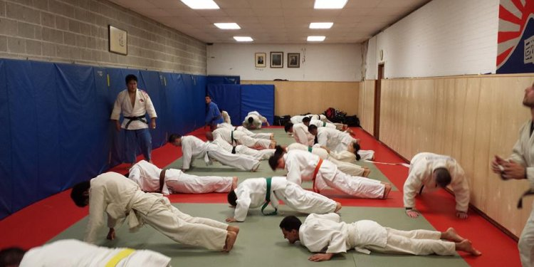 Martial Arts NYC: Judo
