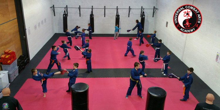 Combat Arts Academy 2007