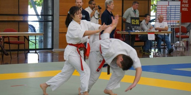 The Oceania Aikido Kyougi
