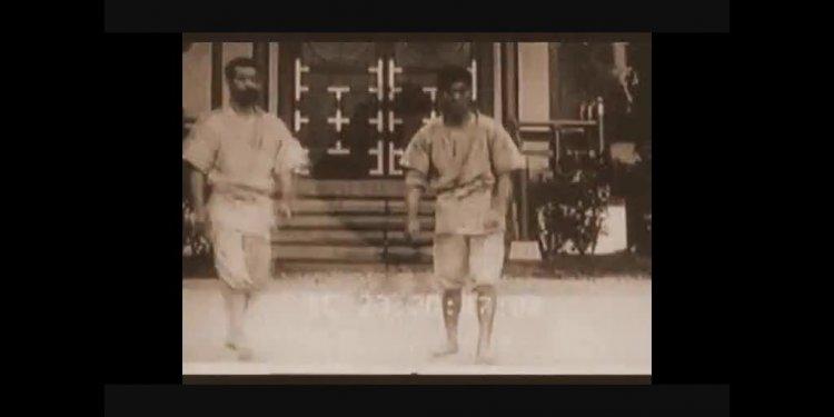 OLD JIU JITSU - Watch or