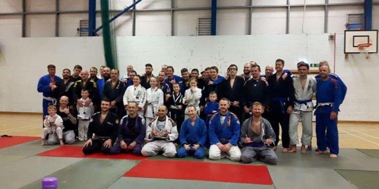 The Origin Jiu Jitsu team