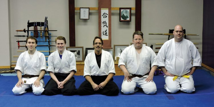 Philosophy of Aikido falls in