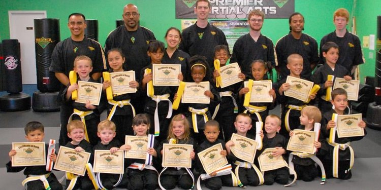 Photo of Premier Martial Arts