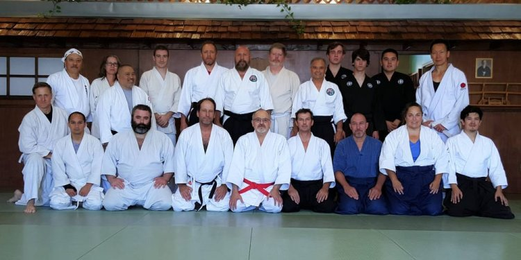 Photo of Shoshinkan Aikido