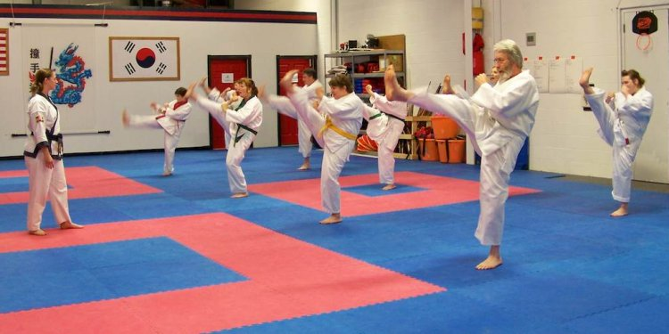 Welcome to PKSA Karate Ann