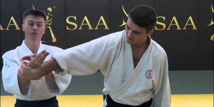 SAA Basic Aikido Technique