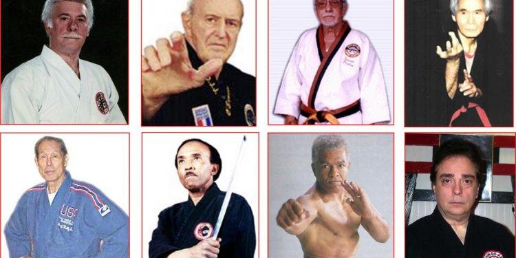 Samurai Jiu Jitsu DVDs