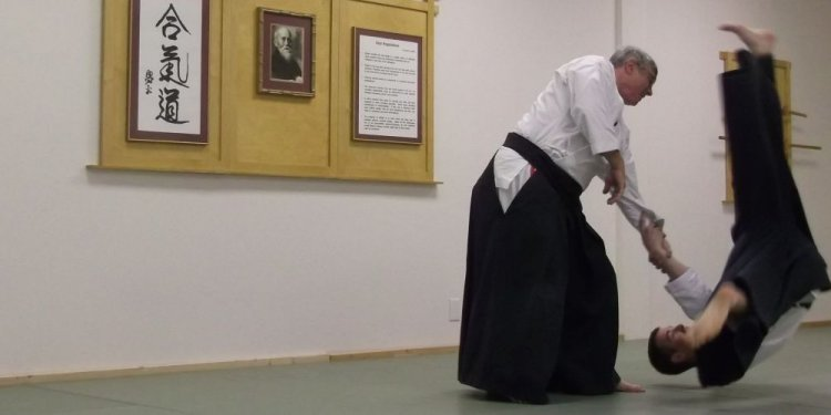 South Austin Aikido - South