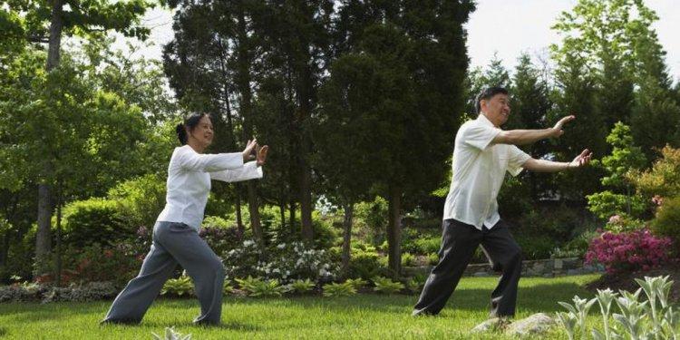 Tai Chi vs