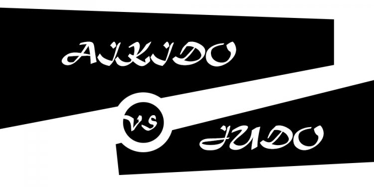 The Differences of Aikido and