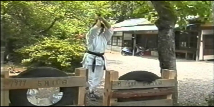TV show about Iwama and Aikido