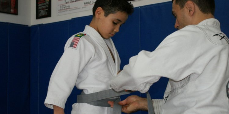 Kids Belt Promotion – Jan 30th