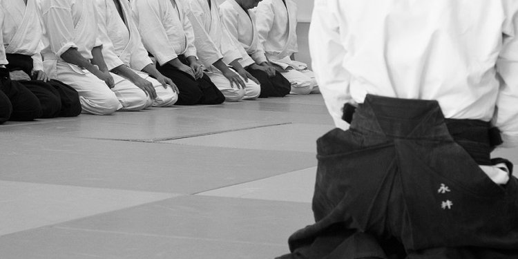 Aikido is a traditional