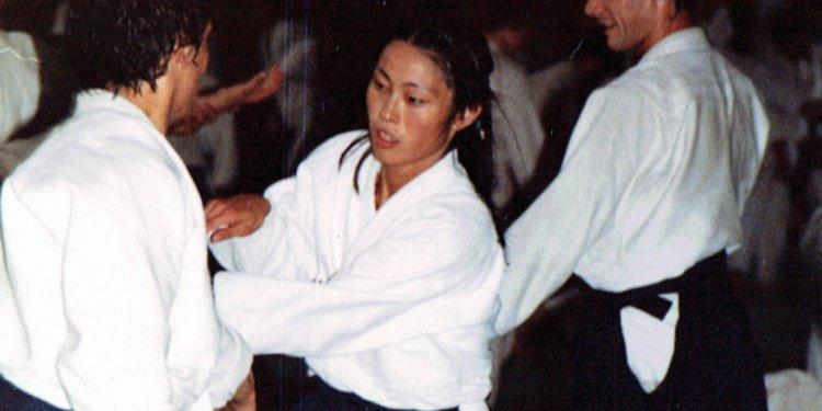 Yoko Okamoto Sensei: one of