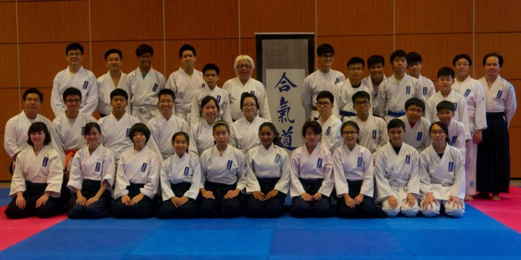 Singapore Aikido Federation