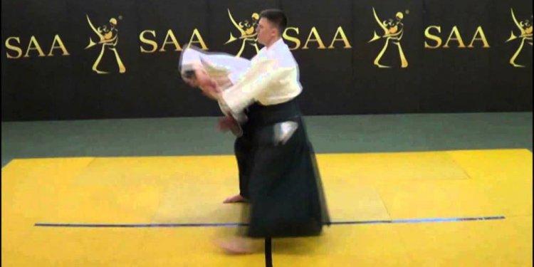 Aikido Sports Martial Arts