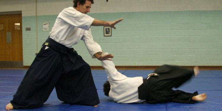 Japanese martial Art, Aikido
