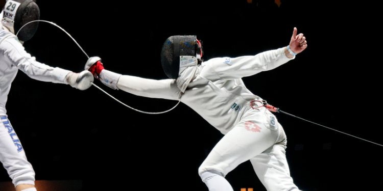 Fencing Martial Arts