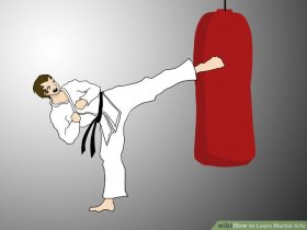Image titled Learn Martial Arts Step 5