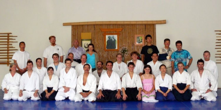 Aikido - Page 4 | Sports Martial Arts