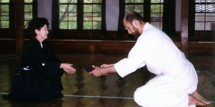 Terry Dobson Aikido