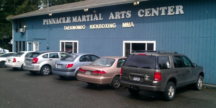 Martial Arts Puyallup