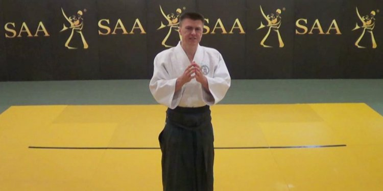 Aikido video lessons