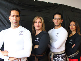 Sovereign Martial Arts Staff